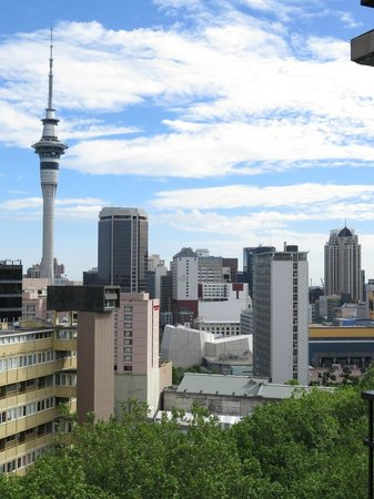 Amora Hotel Auckland : View from room #902