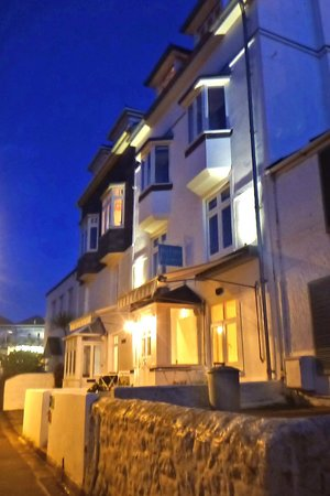Trevose Harbour House : The Trevose Harbour