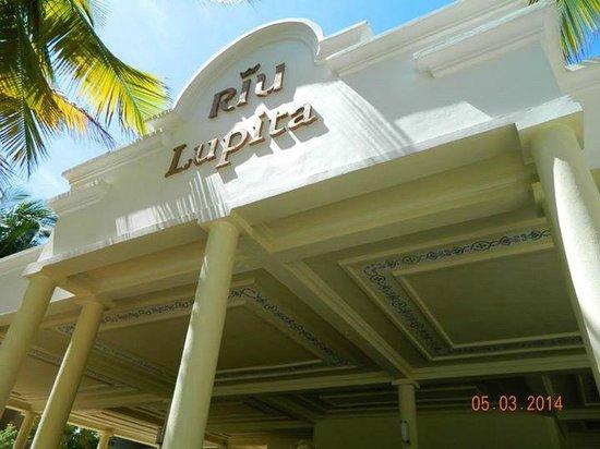 Hotel Riu Lupita : hermosa experiencia
