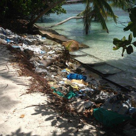 Fihalhohi Island Resort : degrado