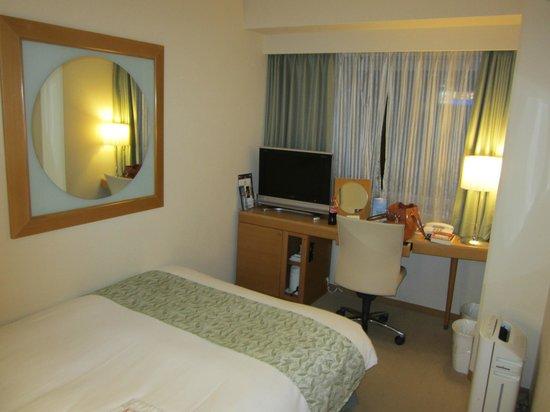 Hotel Sunroute Higashi Shinjuku: Room View 2