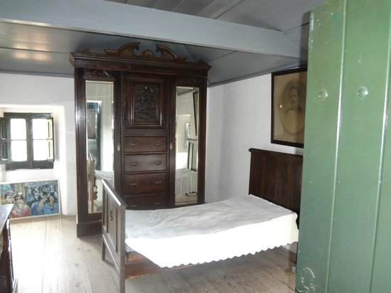 Museo Posta del Chuy: Vista del dormitorio.