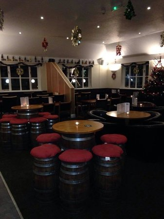 The Coppice at Lanner: Newley refurbished bar
