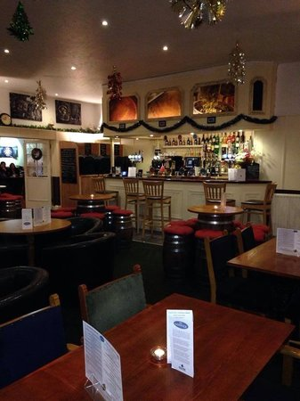 The Coppice at Lanner: Newly refurbished bar