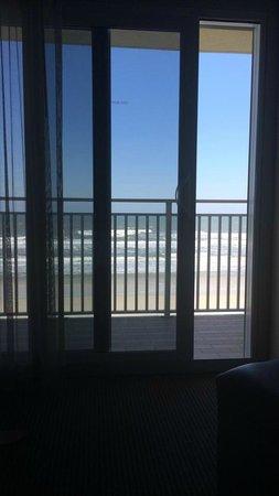 Hyatt Place Daytona Beach - Oceanfront : Oceanfront room:)