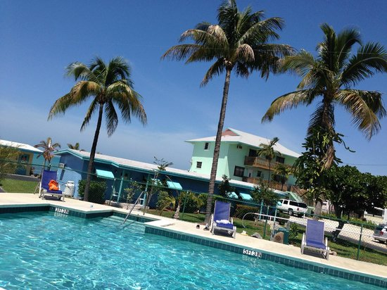Edgewater Lodge: Pool