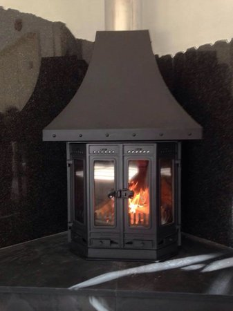 The Coppice at Lanner: New fire