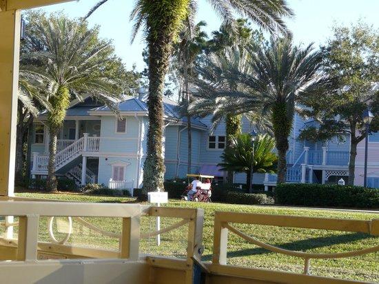 Disney's Old Key West Resort : Buildings
