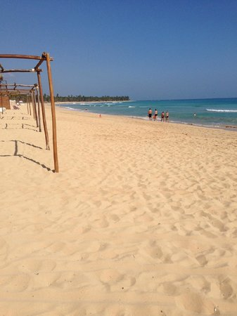 Excellence Punta Cana: Large Beach