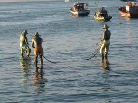 Rua das Pedras : Os 3 Pescadores