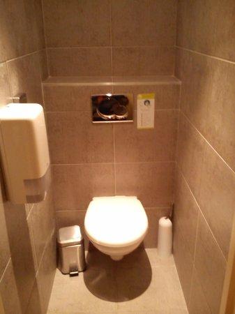 Hôtel Le Trophée : WC