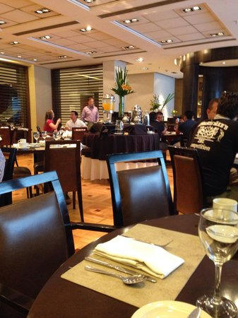Regal Pacific Hotel Buenos Aires: Breakfast