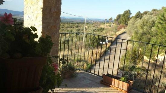 Aldea Roqueta: Las vistas