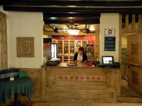 Rancho de Chimayo Restaurante: Bar