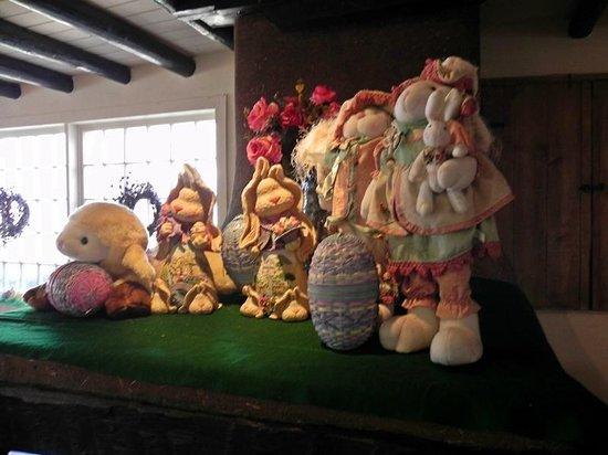 Rancho de Chimayo Restaurante : Ready for Easter