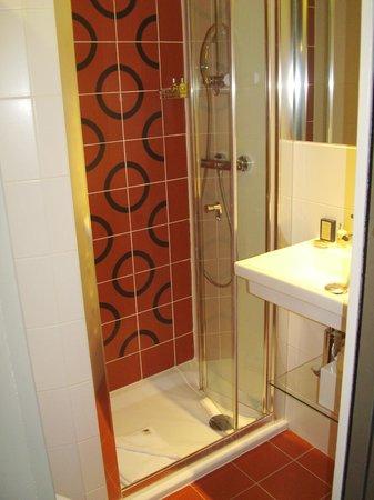 Five Hôtel : Il bagno