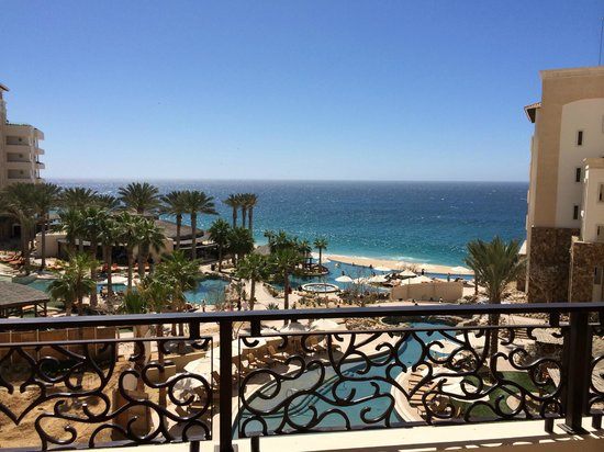 Grand Solmar Land's End Resort & Spa : View from the newest tower, still under construction