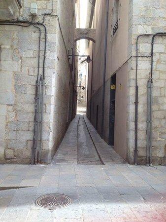 Patronat Call de Girona: CALLES