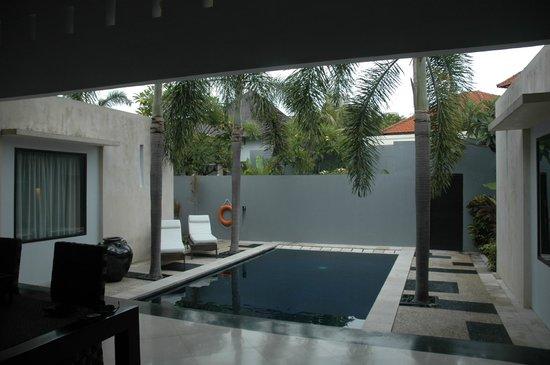 The Seminyak Suite Private Villa: Personal pool