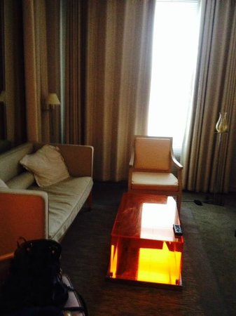Clift Hotel San Francisco: More room 902