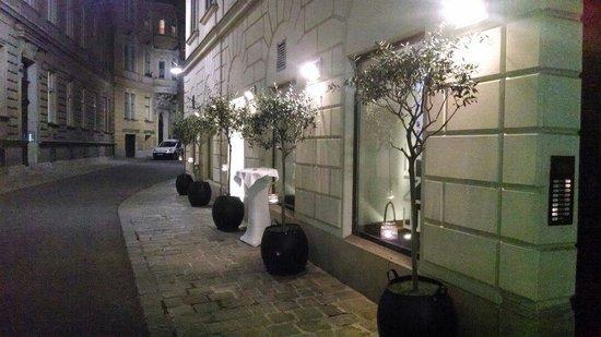 Restaurant Entler: Outside