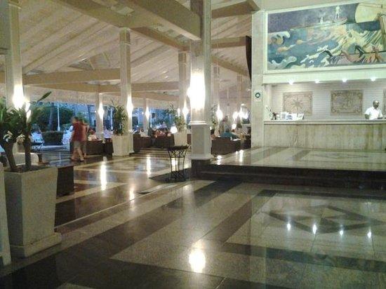 Vista Sol Punta Cana: the lobby