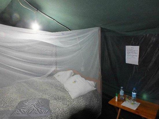 Heritage Lodge - Habuharo Island: Beds