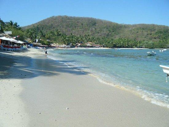 Carlo Scuba: Las Gatas beach - beautiful!