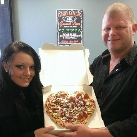 Crusted Creations 616: Our First Pizza!