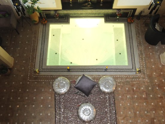 Riad Star: Dipping Pool