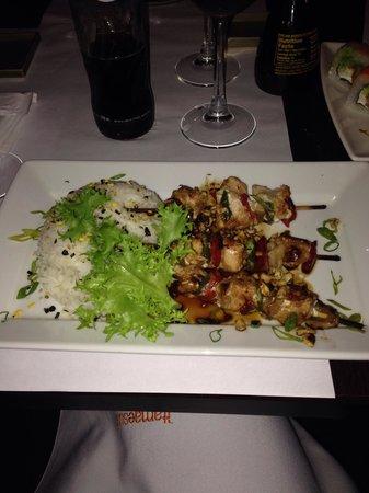 Itamae Sushi: Chicken