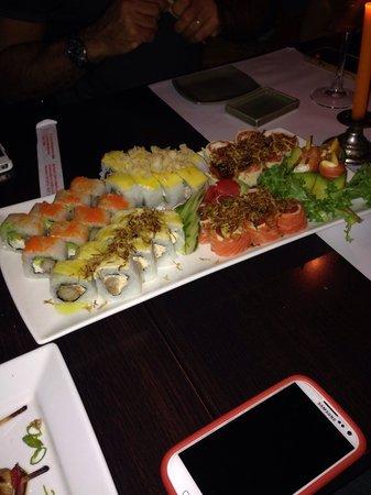 Itamae Sushi: Sushi