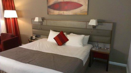 Radisson Blu Hotel, Durham : business room