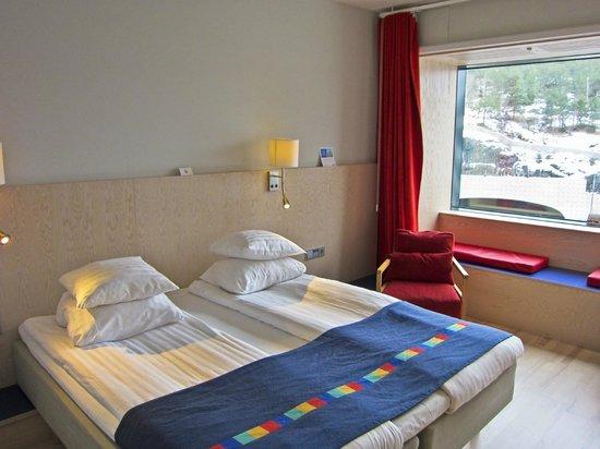 Park Inn by Radisson Stockholm Hammarby Sjostad: Room, Park Inn by Radisson, Stockholm Sweden
