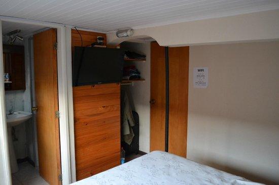 Hotel Ancud Petit: Habitación