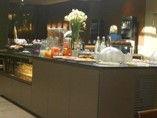 AC Hotel Nice : breakfast room