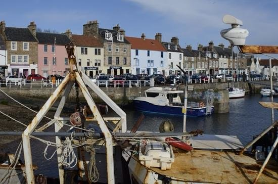 The Waterfront : wondeful Anstruther