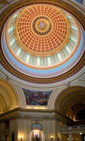 State Capitol: 3rd floor rotunda