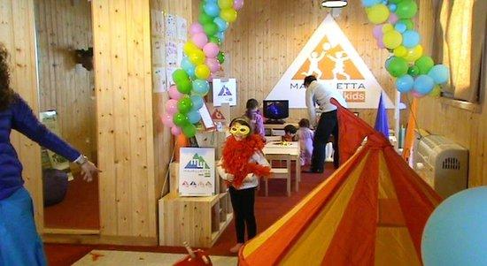 Pretoro, Италия: Kindergarten
