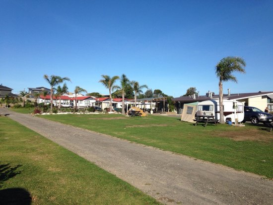 Beachaven Kiwi Holiday Park: The lovely camp