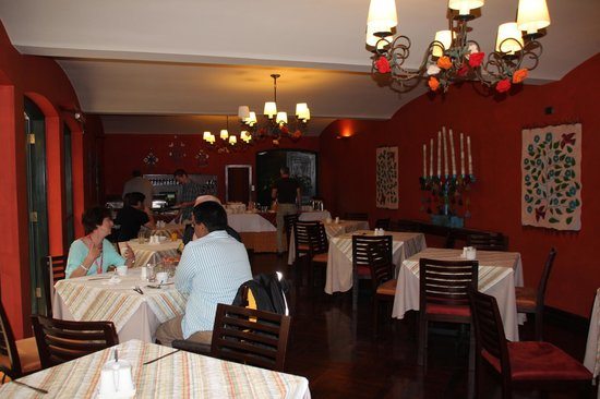 LP Hotel Cusco: Restaurant