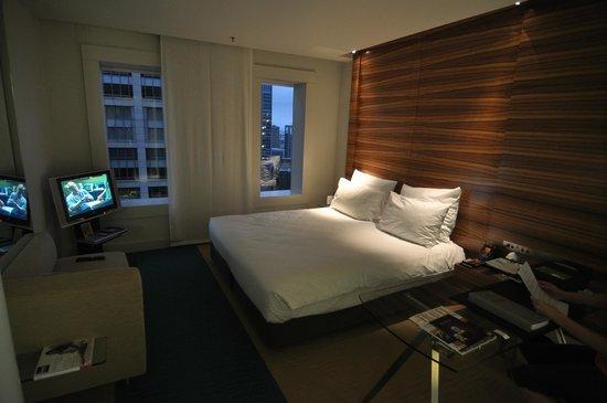 Hilton Sydney : Room