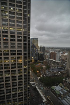 Hilton Sydney: View