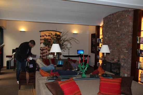 LP Cusco Hotel : Lounge