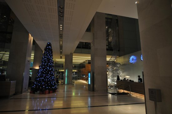 Hilton Sydney: Lobby