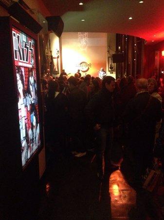 Hard Rock Cafe: Sonzeira