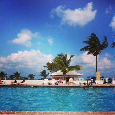 Viva Wyndham Fortuna Beach: Pool view
