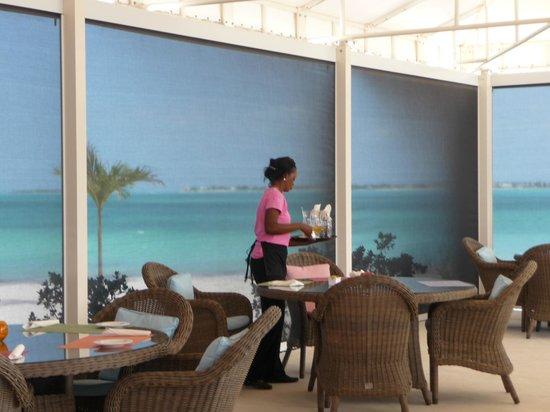 Treasure Sands Club : dining area