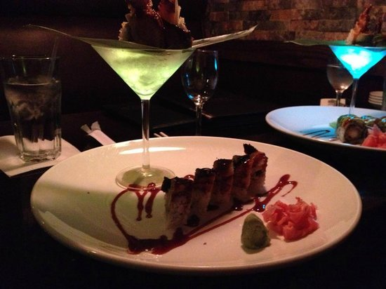 Wasabi Sushi: Ichilong Roll