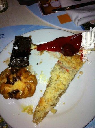 Viva Wyndham Fortuna Beach : Desserts